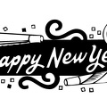 banner new years