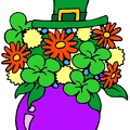 bouquet saint patricks