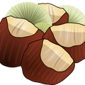 group-of-chestnuts