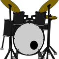 drum-set-colored