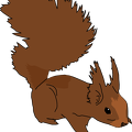 bushy-tailed-squirrel