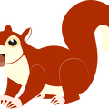 Red-Squirrel-with-nut