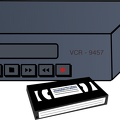 vcr-tapes